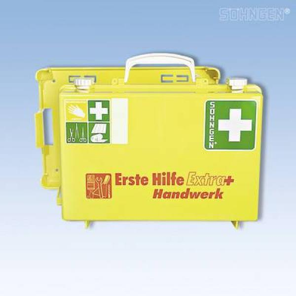 Erste-Hilfe extra + Handwerk SN-CD gelb - Saarmed Medizinbedarf GmbH Onlineshop