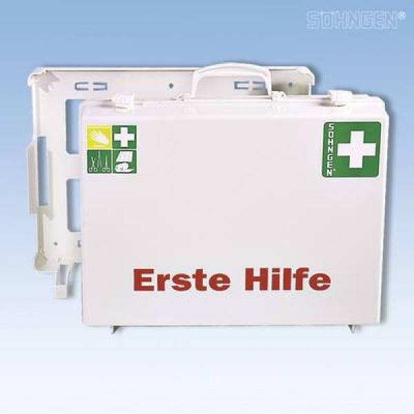 Erste-Hilfe-Koffer MT-CD leer weiß - Saarmed Medizinbedarf GmbH Onlineshop