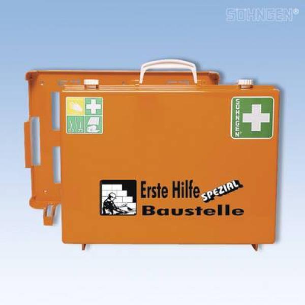 Erste-Hilfe Spezial MT-CD Baustelle - Saarmed Medizinbedarf GmbH Onlineshop