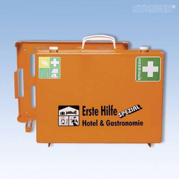 Erste-Hilfe Spezial MT-CD Hotel & Gastro - Saarmed Medizinbedarf GmbH Onlineshop