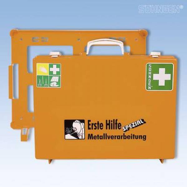 Erste-Hilfe Spezial MT-CD Metallverarbei - Saarmed Medizinbedarf GmbH Onlineshop