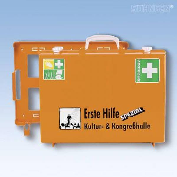 Erste-Hilfe Spezial MT-CD Kultur & Kongr - Saarmed Medizinbedarf GmbH Onlineshop