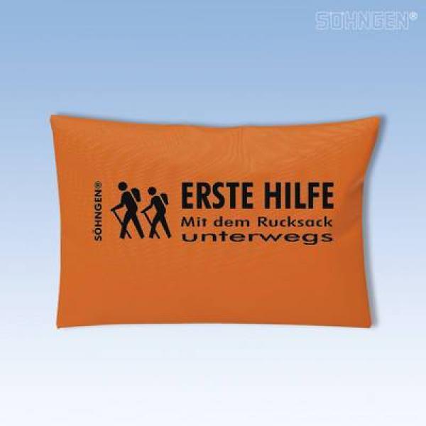 Erste-Hilfe Mit dem Rucksack unterwegs - Saarmed Medizinbedarf GmbH Onlineshop