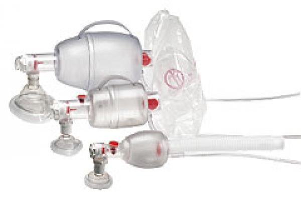 Ambu SPUR II Beatmungsbeutel Neugeborene - Saarmed Medizinbedarf GmbH Onlineshop