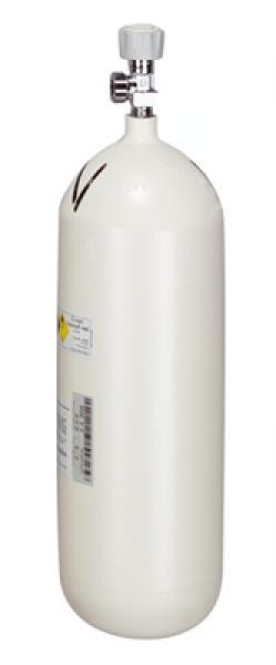 WM Sauerstoffflasche ohne Fuss - Saarmed Medizinbedarf GmbH Onlineshop