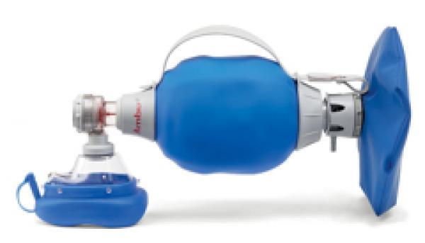 Ambu Mark IV + O² Reservoir - Saarmed Medizinbedarf GmbH Onlineshop