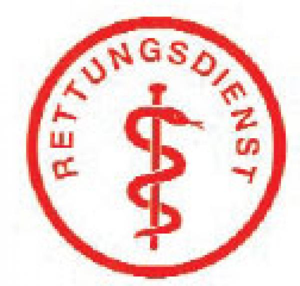 Aufkleber hinter Glas - Saarmed Medizinbedarf GmbH Onlineshop
