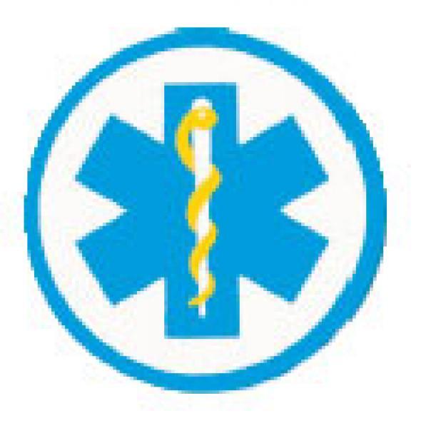 Aufkleber auf Glas - Saarmed Medizinbedarf GmbH Onlineshop