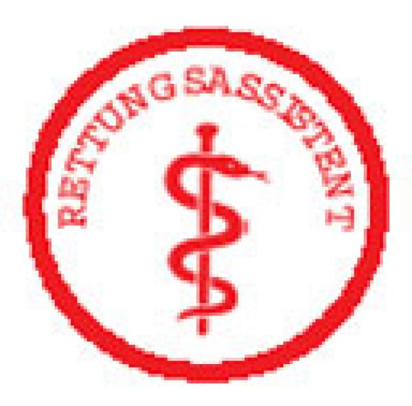 Aufkleber a.G. Aesculapstab,Star of Life - Saarmed Medizinbedarf GmbH Onlineshop