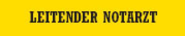 Rückenschild Refl. gelb - Saarmed Medizinbedarf GmbH Onlineshop