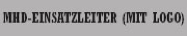 Rückenschild Refl. weiß - Saarmed Medizinbedarf GmbH Onlineshop