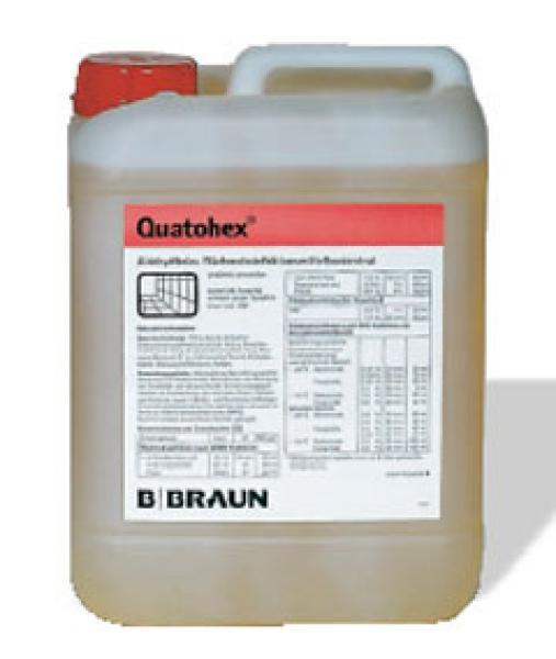 Braun Hexaquart forte 1000 ml - Saarmed Medizinbedarf GmbH Onlineshop
