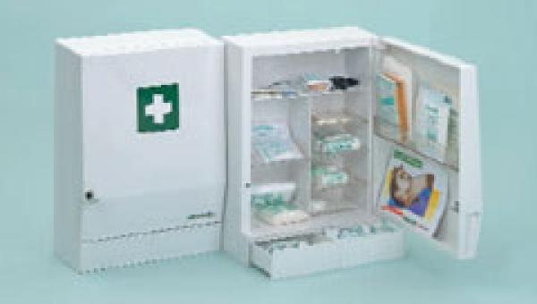 Verbandschrank Cura - Saarmed Medizinbedarf GmbH Onlineshop