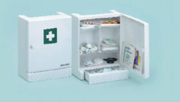 Verbandschrank Markant - Saarmed Medizinbedarf GmbH Onlineshop