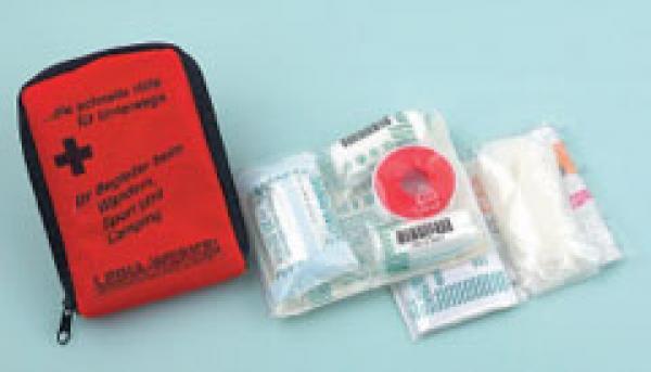 Erste-Hilfe Reise Set - Saarmed Medizinbedarf GmbH Onlineshop