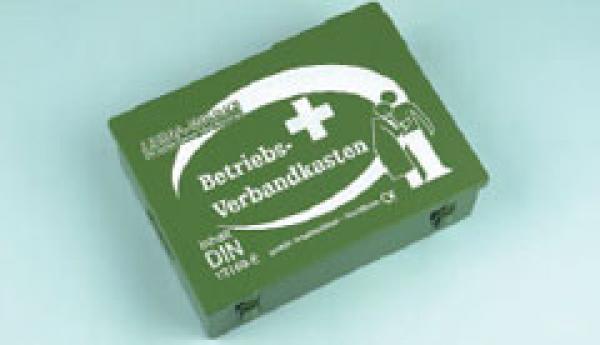 Betriebsverbandkasten, groß - Saarmed Medizinbedarf GmbH Onlineshop