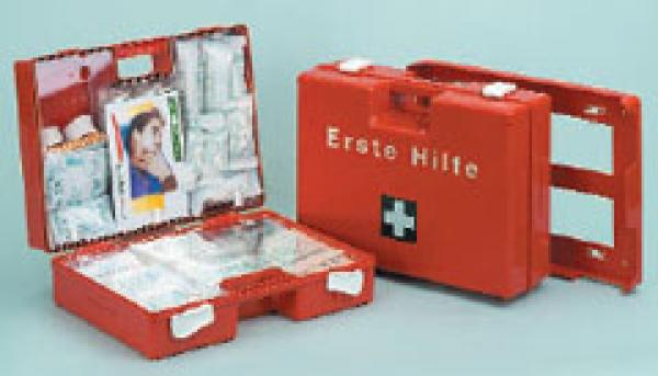 Erste-Hilfe Koffer MULTI gefüllt - Saarmed Medizinbedarf GmbH Onlineshop