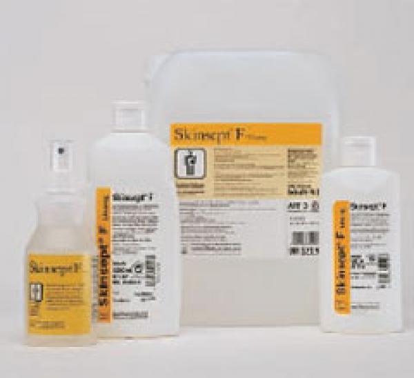 Ecolab Skinsept F ATF 4 500 ml - Saarmed Medizinbedarf GmbH Onlineshop