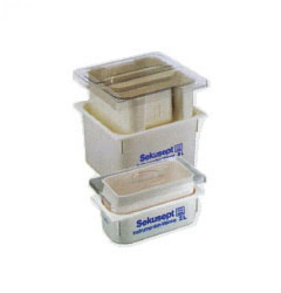 Instrumentenwanne 8 Lister - Saarmed Medizinbedarf GmbH Onlineshop