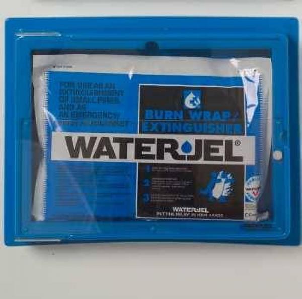 Water Jel Rettungsdecke, steril - Saarmed Medizinbedarf GmbH Onlineshop
