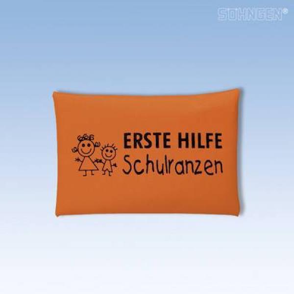 Erste-Hilfe Schulranzen, blau - Saarmed Medizinbedarf GmbH Onlineshop