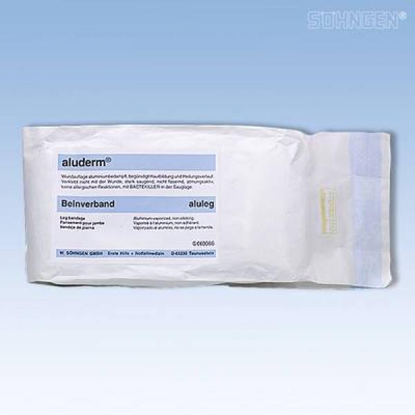 aluderm® Beinverband - Saarmed Medizinbedarf GmbH Onlineshop