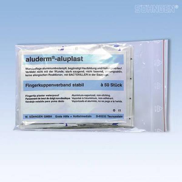 aluderm® aluplast Fingerkuppenverband - Saarmed Medizinbedarf GmbH Onlineshop