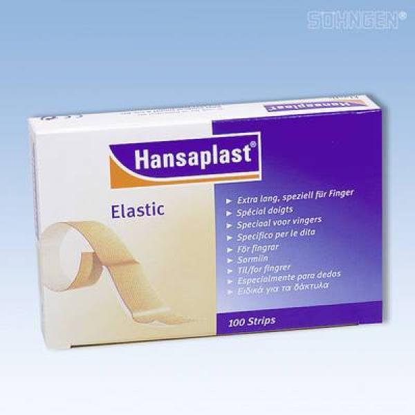 Wundschnellverband Hansaplast Elastic - Saarmed Medizinbedarf GmbH Onlineshop