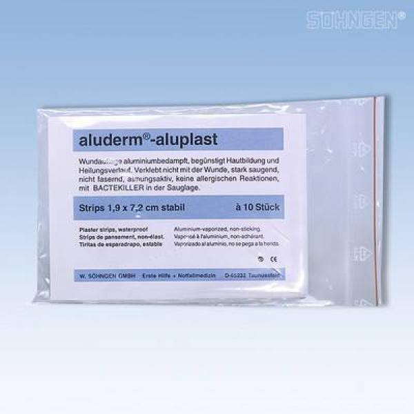 aluderm® aluplast Strips - Saarmed Medizinbedarf GmbH Onlineshop