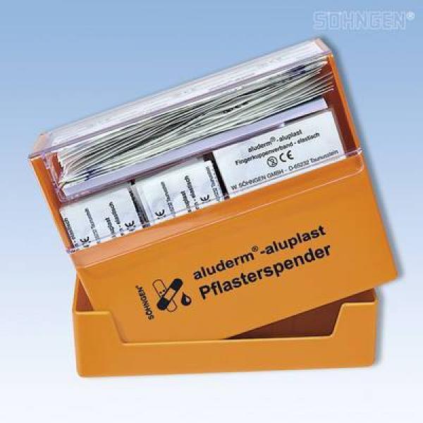 aluderm® aluplast Pflasterspender - Saarmed Medizinbedarf GmbH Onlineshop
