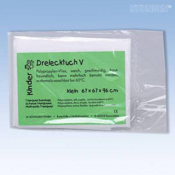 Dreiecktuch V, Söhngen für Kinder - Saarmed Medizinbedarf GmbH Onlineshop