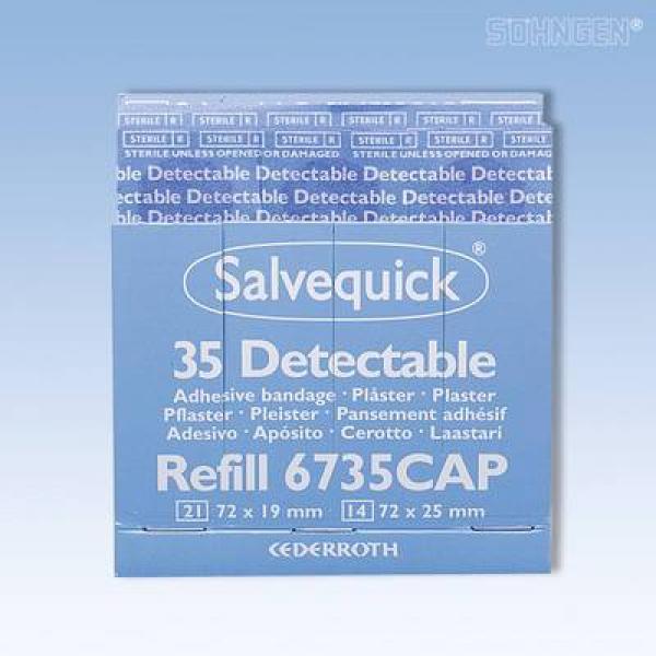 Wundschnellverband Salvekvick - Saarmed Medizinbedarf GmbH Onlineshop