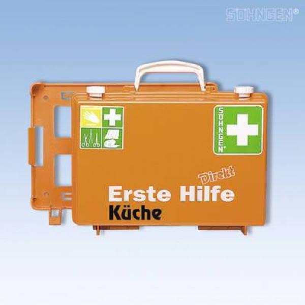 Erste  Hilfe Koffer Direkt Füllung - Saarmed Medizinbedarf GmbH Onlineshop