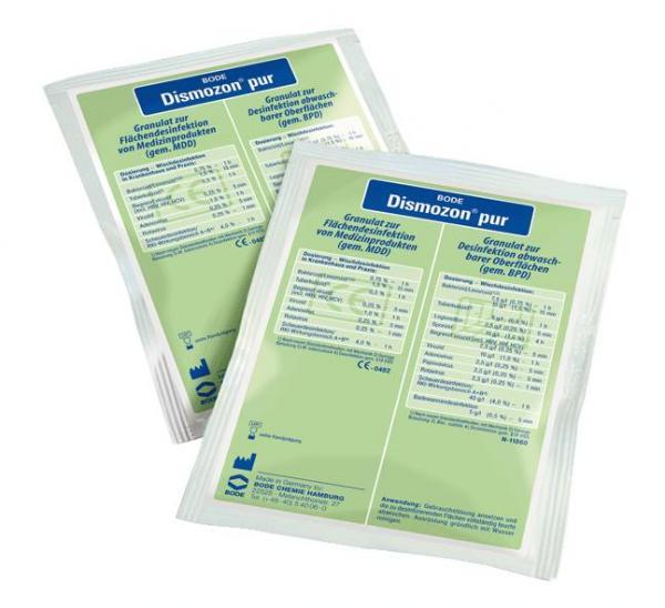 Bode Dismozon pur 20 g Beutel - Saarmed Medizinbedarf GmbH Onlineshop