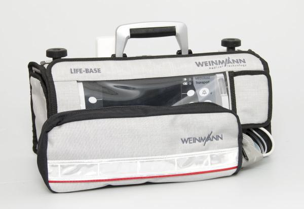 WM Zubehörtasche für Life-Base 1 NG - Saarmed Medizinbedarf GmbH Onlineshop