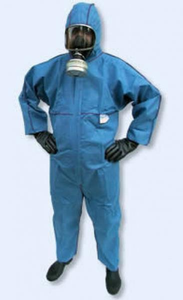 Overall Multi-Tec, blau, Gr. XXL - Saarmed Medizinbedarf GmbH Onlineshop