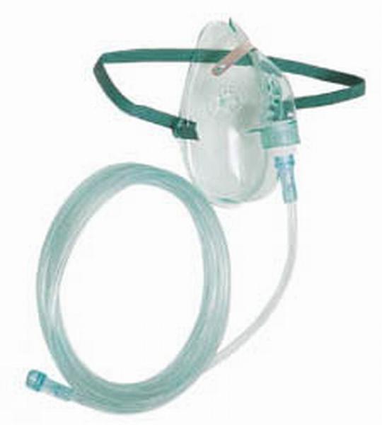 Sauerstoffmaske für Erwachsene - Saarmed Medizinbedarf GmbH Onlineshop