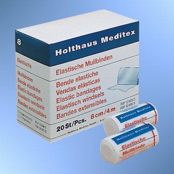 Ypsiflex elsatische Mullbinde - Saarmed Medizinbedarf GmbH Onlineshop