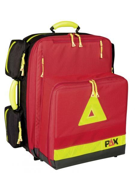 Notfallrucksack Wasserkuppe L - ST-AED - Saarmed Medizinbedarf GmbH Onlineshop