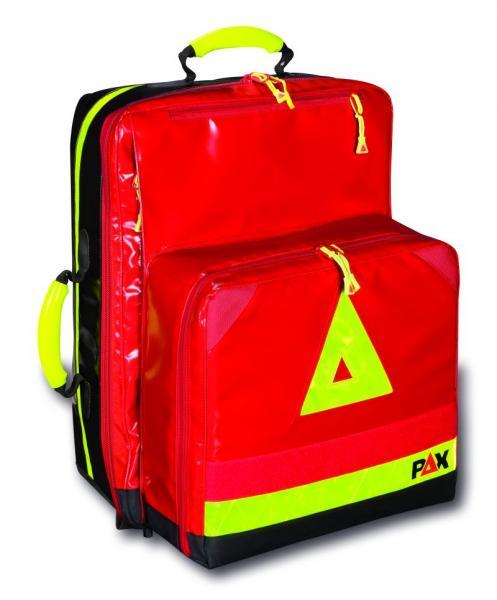 Notfallrucksack Wasserkuppe L-AED - Saarmed Medizinbedarf GmbH Onlineshop