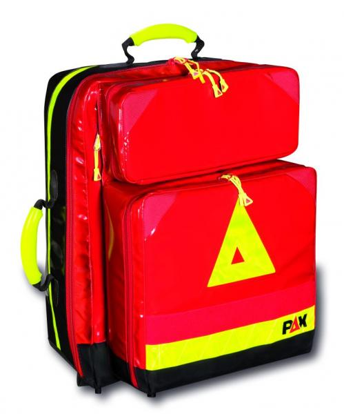 Notfallrucksack Wasserkuppe L - FT - AED - Saarmed Medizinbedarf GmbH Onlineshop