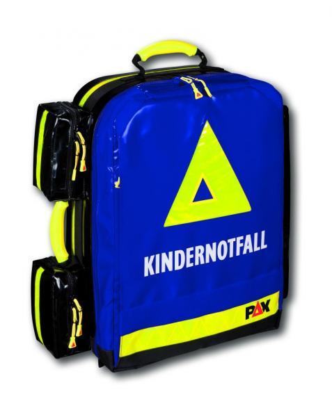 Notfallrucksack Wasserkuppe  Kindernotfa - Saarmed Medizinbedarf GmbH Onlineshop