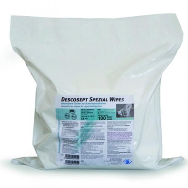 Dr. Schumacher Descosept Spezial Wipes - Saarmed Medizinbedarf GmbH Onlineshop