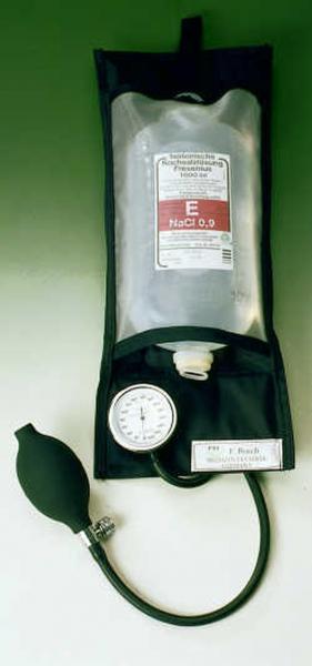 Druckinfusionsmanschette 500 ml - Saarmed Medizinbedarf GmbH Onlineshop