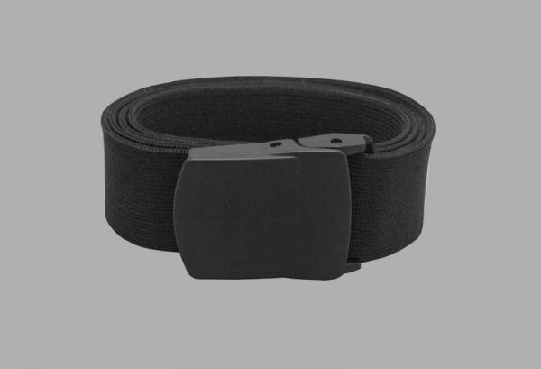 Gürtel schwarz, mit Klemmschnalle -130cm - Saarmed Medizinbedarf GmbH Onlineshop