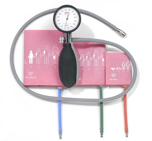 Blutdruckmessgerät ERKA Kobold komplett - Saarmed Medizinbedarf GmbH Onlineshop