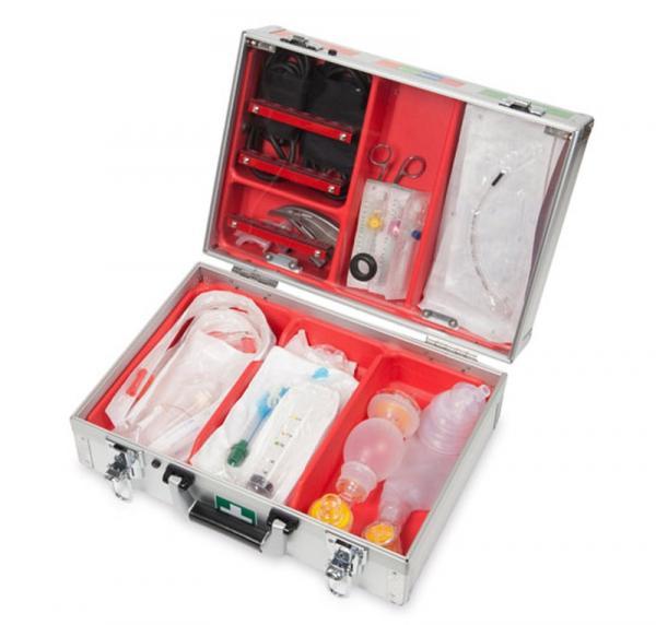 WM Ulmer Koffer Baby m Notfallausrüstung - Saarmed Medizinbedarf GmbH Onlineshop