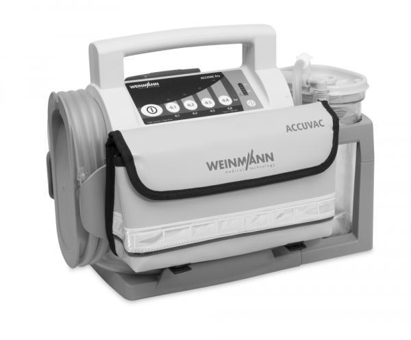 WM Accuvac Pro mit Einwegbehältersystem - Saarmed Medizinbedarf GmbH Onlineshop