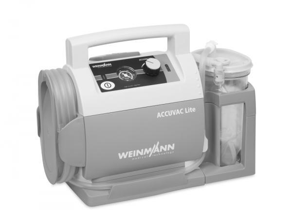 WM Accuvac Lite,elektrisches Absauggerät - Saarmed Medizinbedarf GmbH Onlineshop