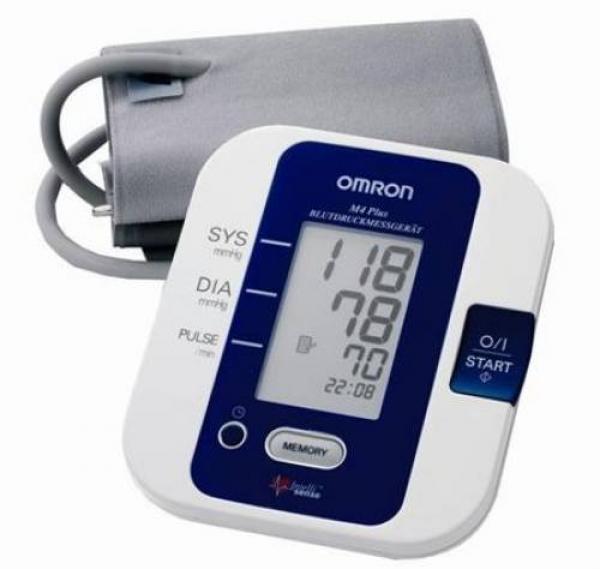 Blutdruckmessgerät Omron M400 Intrelli IT - Saarmed Medizinbedarf GmbH Onlineshop